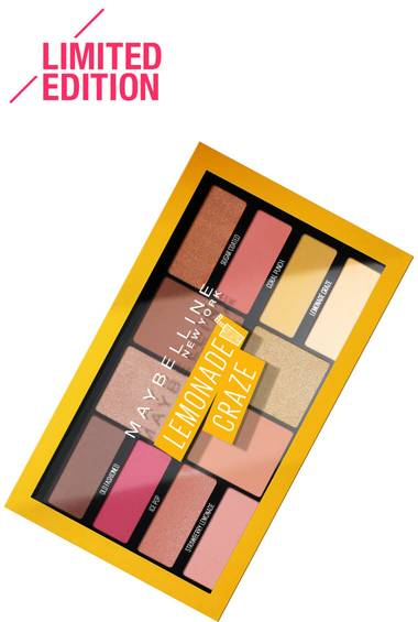 Lemonade Bar Lidschatten Palette