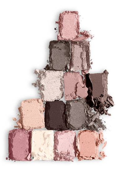 The Blushed Nudes Lidschatten Palette