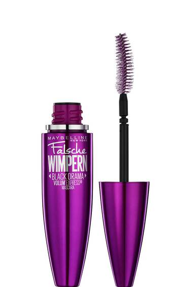 Volum' Express Falsche Wimpern Black Drama Mascara