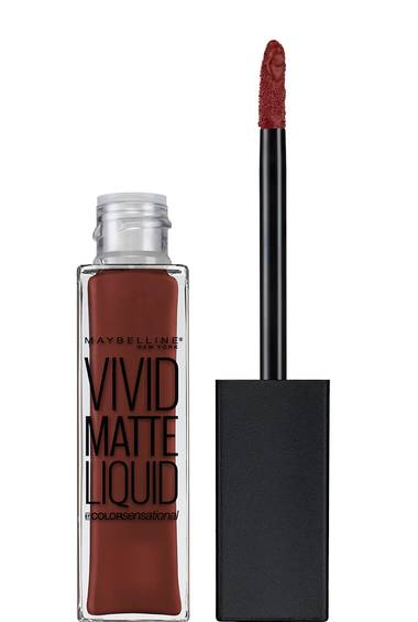 Color Sensational Vivid Matte Liquid