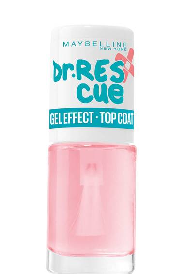 Dr Rescue Gel Effect Top Coat