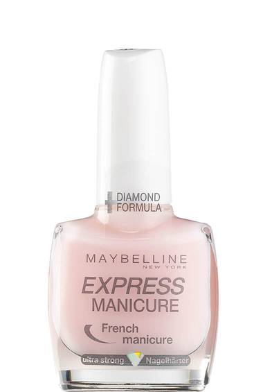Express Manicure French Manicure