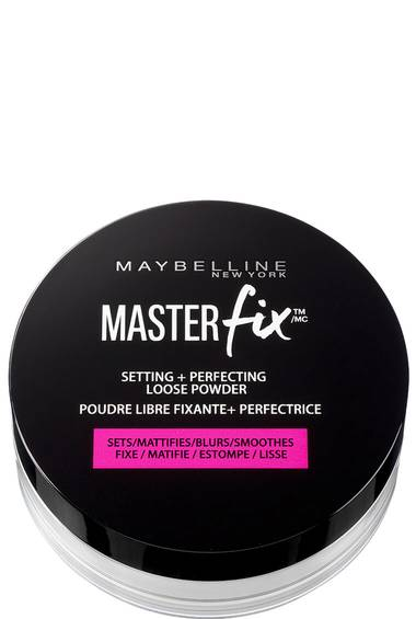 Master Fix Translucent Powder